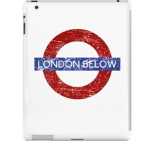 London Below iPad Case/Skin