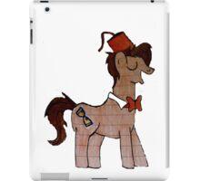 Matt Smith MLP iPad Case/Skin