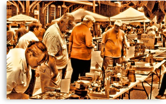 """The 8th Annual Clinch River Spring Antique Fair ""... prints and products by © Bob Hall"