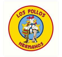 Los Pollos Hermanos logo Art Print