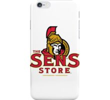 ottawa senators iPhone Case/Skin