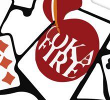 Air Gear Cokafire Stiker Sticker