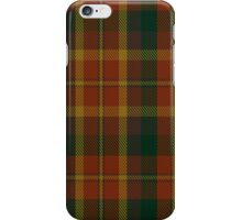 00347 Monaghan County District Tartan iPhone Case/Skin