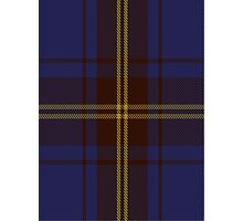 00354 Sligo County District Tartan Photographic Print