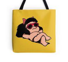 Mafalda Sexy sun Tote Bag