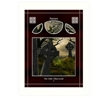 Celtic Otherworld of Annwn Art Print