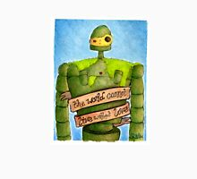 Laputa: Castle In The Sky Illustration - ROBOT Unisex T-Shirt