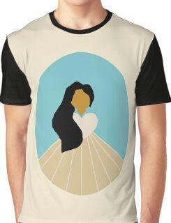 Simplistic Princess #8 Graphic T-Shirt
