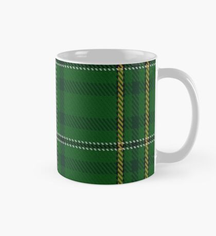 00362 Wexford County (District) Tartan  Mug