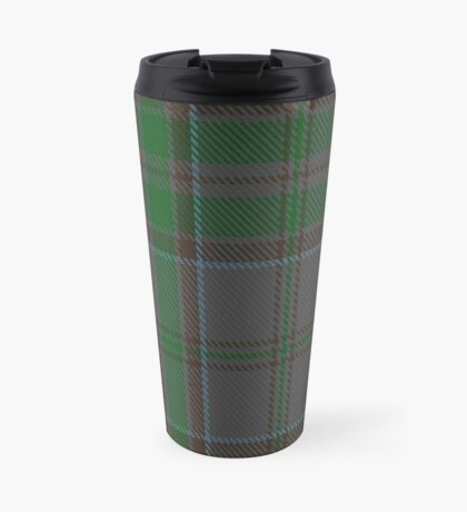 00366 Wicklow County District Tartan  Travel Mug