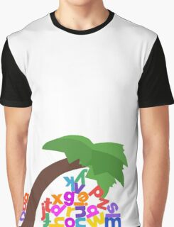 Chicka Chicka Boom Boom Graphic T-Shirt