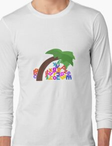 Chicka Chicka Boom Boom Long Sleeve T-Shirt