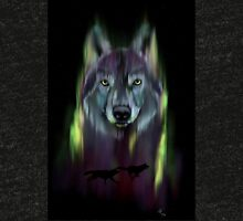 Her Eyes Were Like Twin Moons Tri-blend T-Shirt