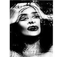 MURDER THEME #01 Photographic Print