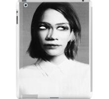 MURDER THEME #02 iPad Case/Skin