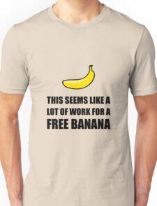 Free Banana T-Shirt