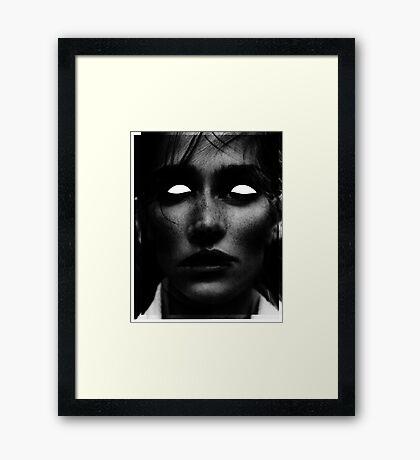 MURDER THEME #04 Framed Print