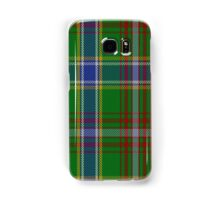 00372 Currie of Arran Clan/Family Tartan  Samsung Galaxy Case/Skin