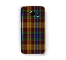 00373 Isle of Arran Tartan  Samsung Galaxy Case/Skin