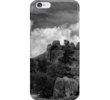 Spirits Stonehenge Monochrome iPhone Case/Skin