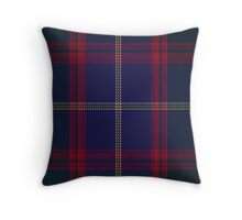00374 Kirkcaldy Tartan Army  Throw Pillow