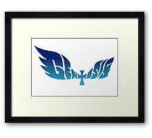 Air Gear Genesis Stiker Framed Print