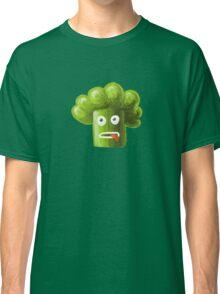 Funny Broccoli Pattern Classic T-Shirt
