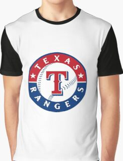 texas rangers Graphic T-Shirt