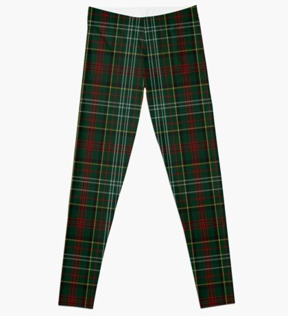 00376 Royal Army of Oman Tartan  Leggings