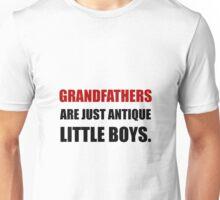 Grandfather Antique Boy Unisex T-Shirt