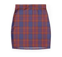00377 Salvation Army Dress Tartan  Mini Skirt