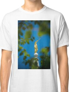 Moroni Through the Trees Classic T-Shirt