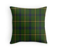 00378 Salvation Army Hunting Tartan  Throw Pillow