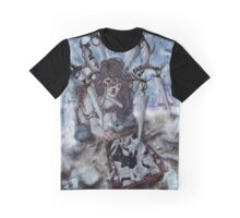 78 Tarot :: Eight of Swords Graphic T-Shirt