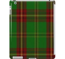 00384 Beard Family Portrait/Artifact Tartan  iPad Case/Skin