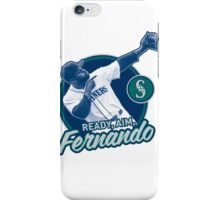 seattle marines iPhone Case/Skin
