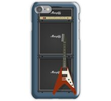 Mamplifier Full-Stack and Flying V iPhone Case/Skin