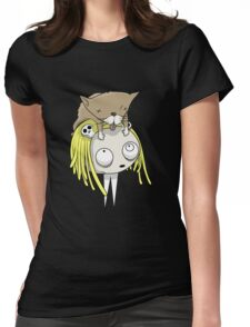 Lenore Womens Fitted T-Shirt
