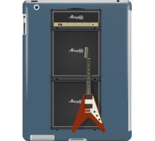 Mamplifier Full-Stack and Flying V iPad Case/Skin