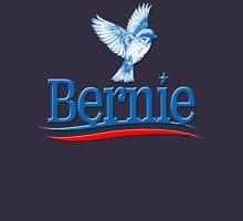 Birdie Sanders in flight Womens Fitted T-Shirt