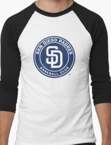 san diego padres Men's Baseball ¾ T-Shirt