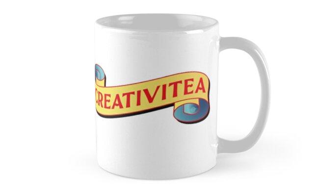 Creativitea Mug by Carter & Rickard