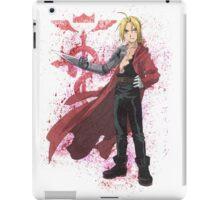 Edward Elric - FullMetal Alchemist iPad Case/Skin