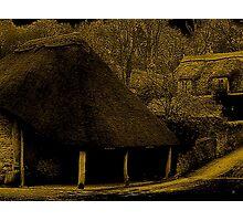 Blacksmith Shop In Cockington Village Photographic Print