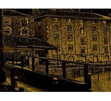 Iron Bridge Into Exeter Photographic Print