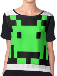 Space invaders Merchandise! Chiffon Top