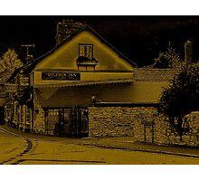 The Dolphin Inn Of Kenton Photographic Print