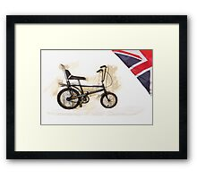 1979 Raleigh Chopper Framed Print