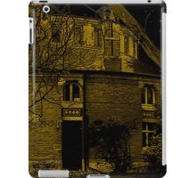 Round Building Of Oldway Mansion iPad Case/Skin