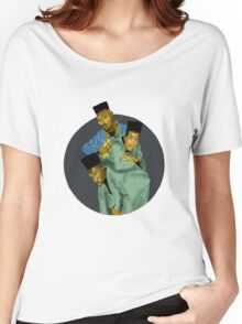 Big Daddy Kane w/Scoob & Scrap Women's Relaxed Fit T-Shirt